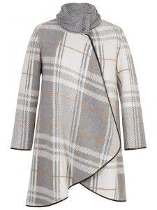 Winter Coat Chesca Wrap Style