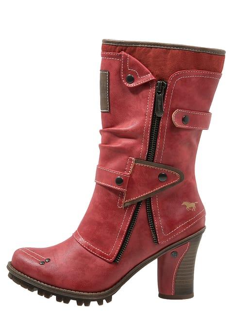 winter boots calf length