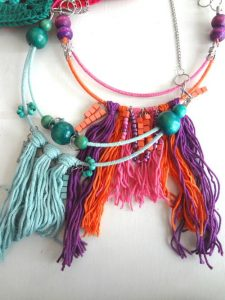 Repurposing Jewellery Bra Wires Into Necklaces