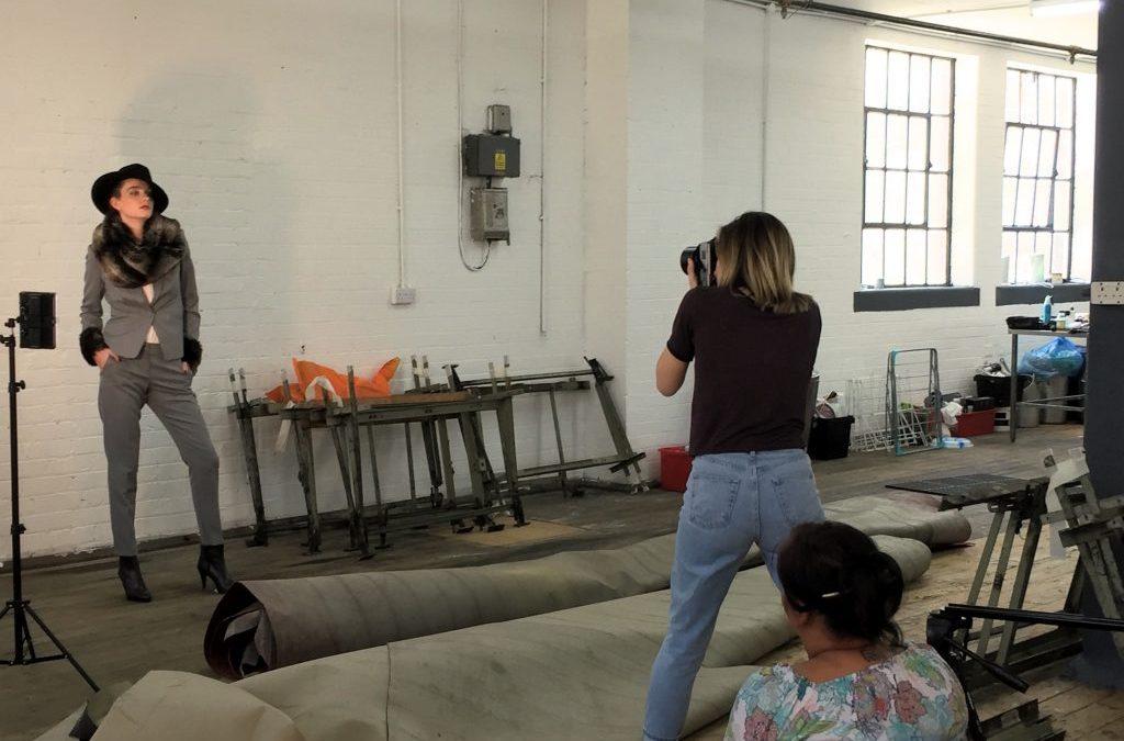 Inspiring Women Behind A Camera