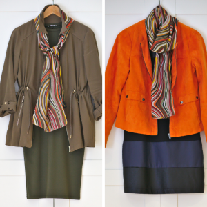 How To Layer With Colour