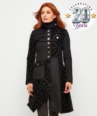 winter coat for petite woman