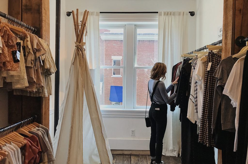 What Is The Environmental Cost Of Our Wardrobes?
