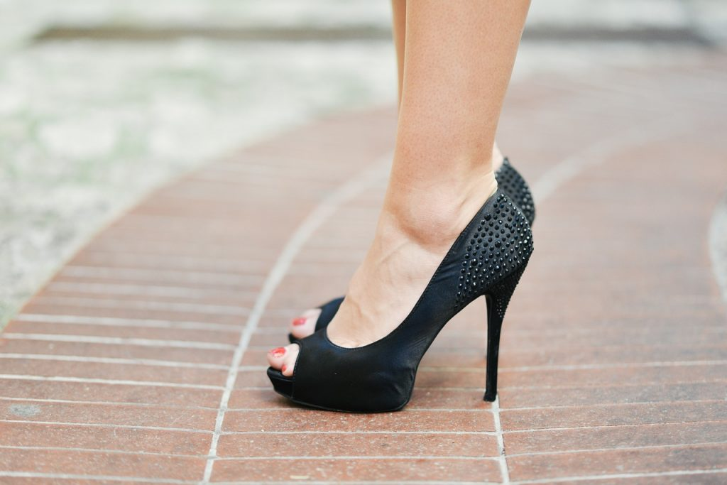 clothing choices heels