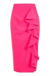 Ruffle Skirt Styles