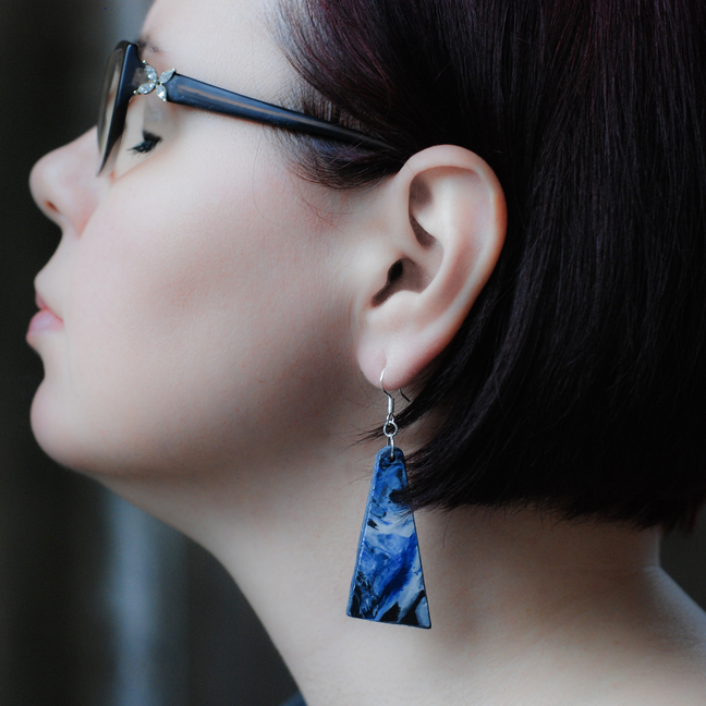Sustainable Stocking Fillers Jewellery Made From Recycled Plastic Bags