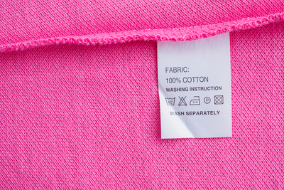 make clothes last longer by following the care labels