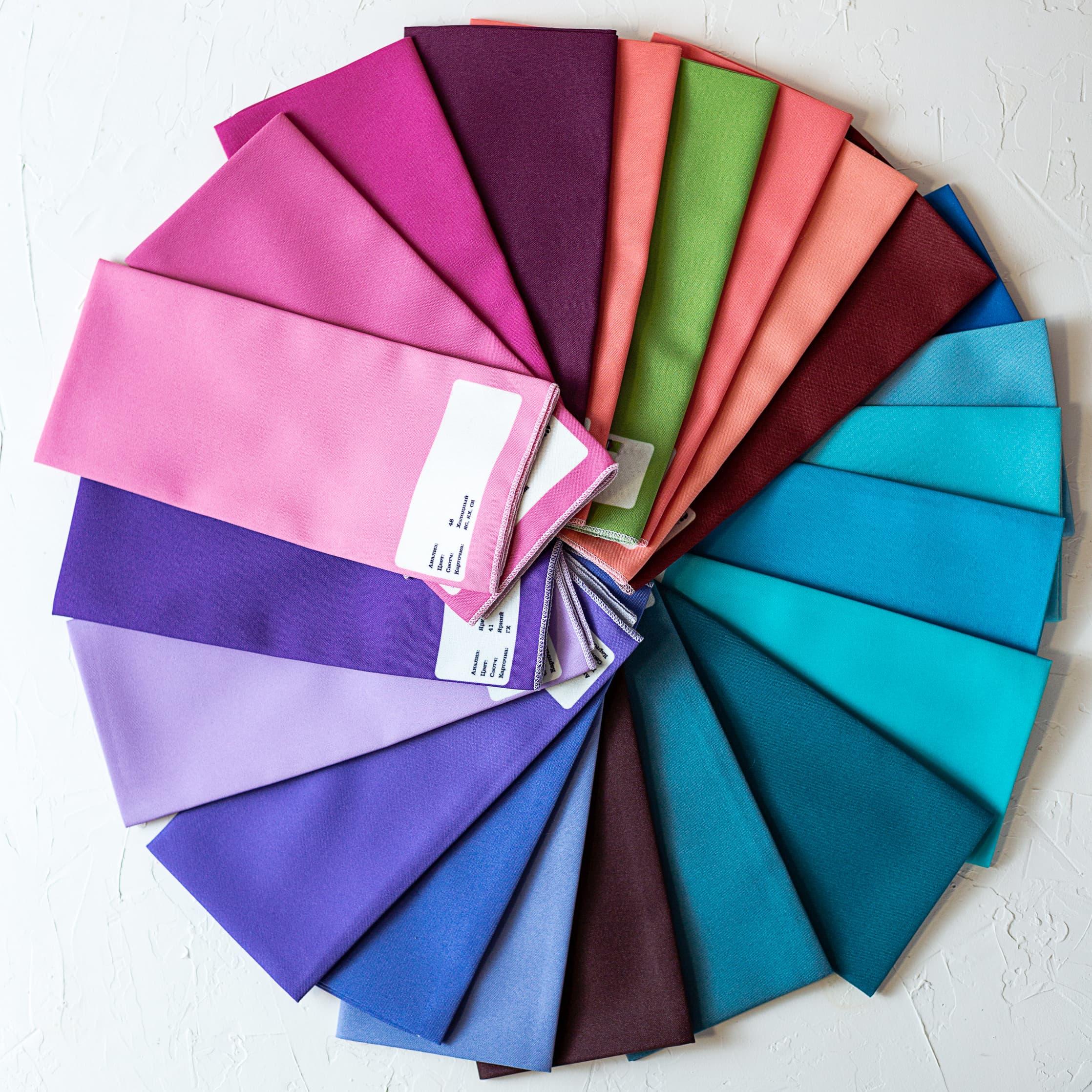 Colour Analysis Spectrum Of Colour